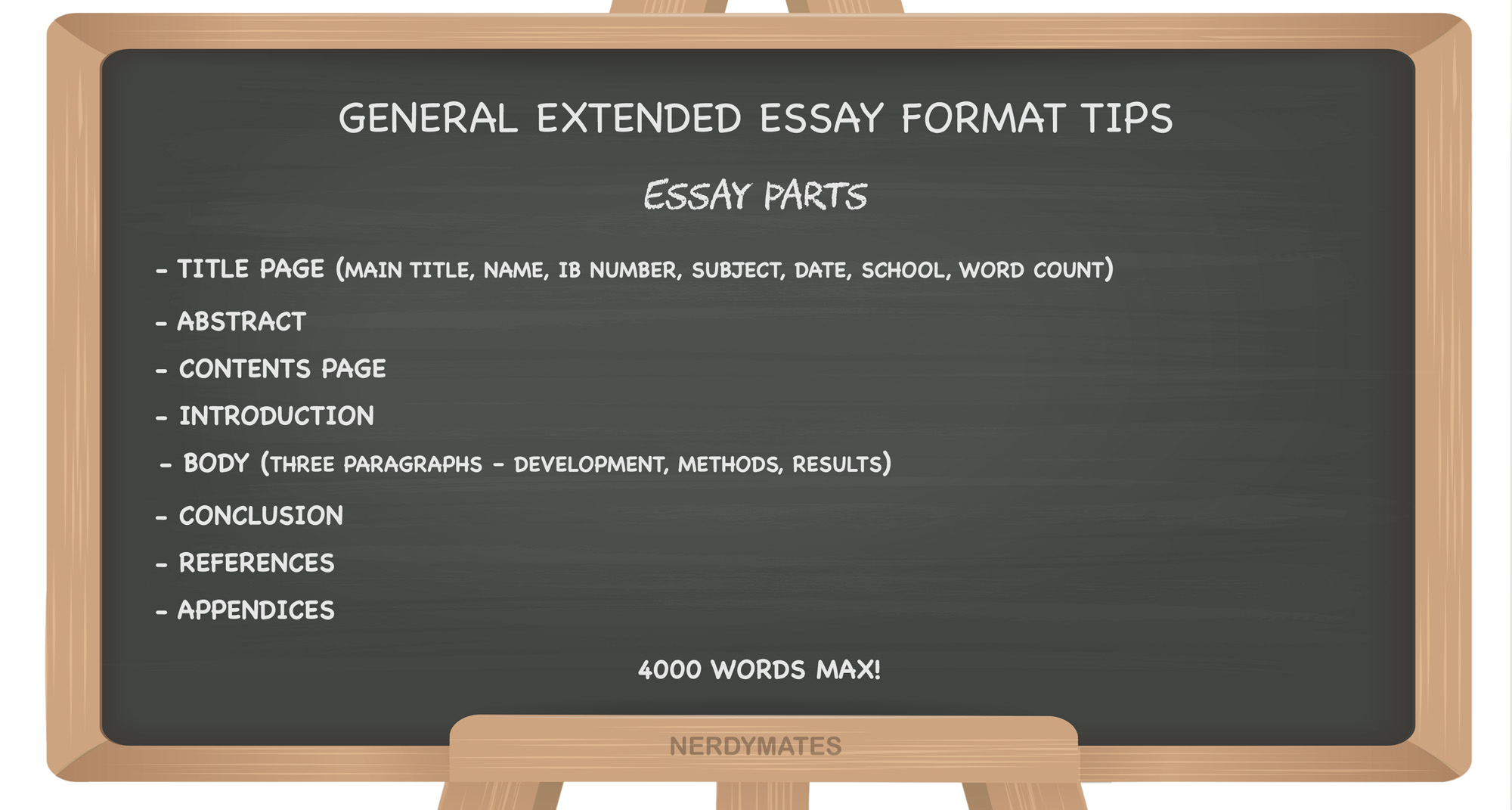 how to write an extended essay the fullest guide com so it has the same structure as any other academic paper you ve used to let s review it more detailed