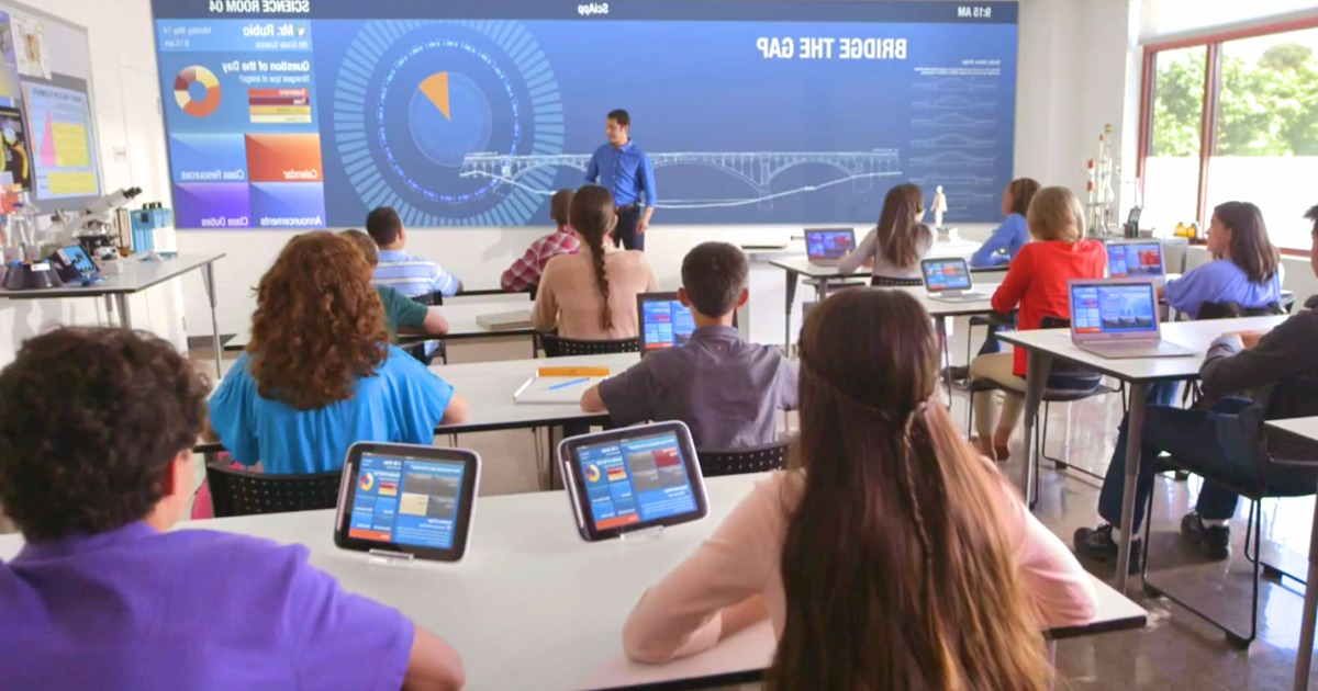 Glimpse at How Education Will Possibly Look Like in 2050